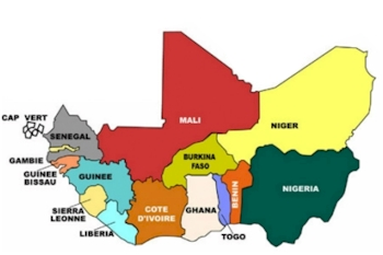 Member States Economic Community Of West African States Ecowas
