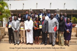 Group Picture_ 2015 Annual meeting_Heads of ECOWAS National Offices