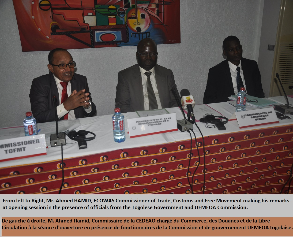 Ecowas Deliberates On West Africa European Union Partnership
