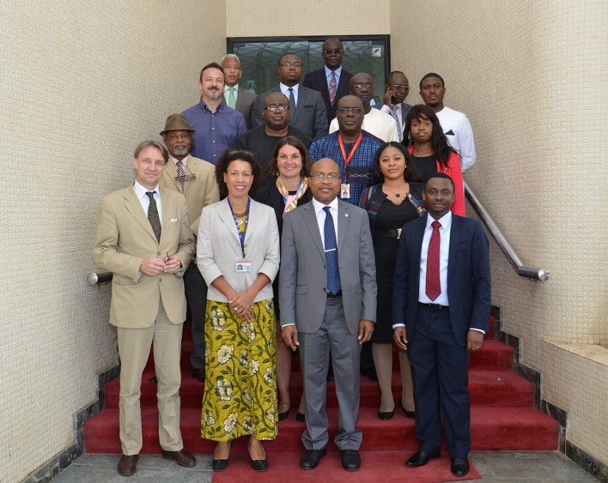 Group Photo of participants at the workshop