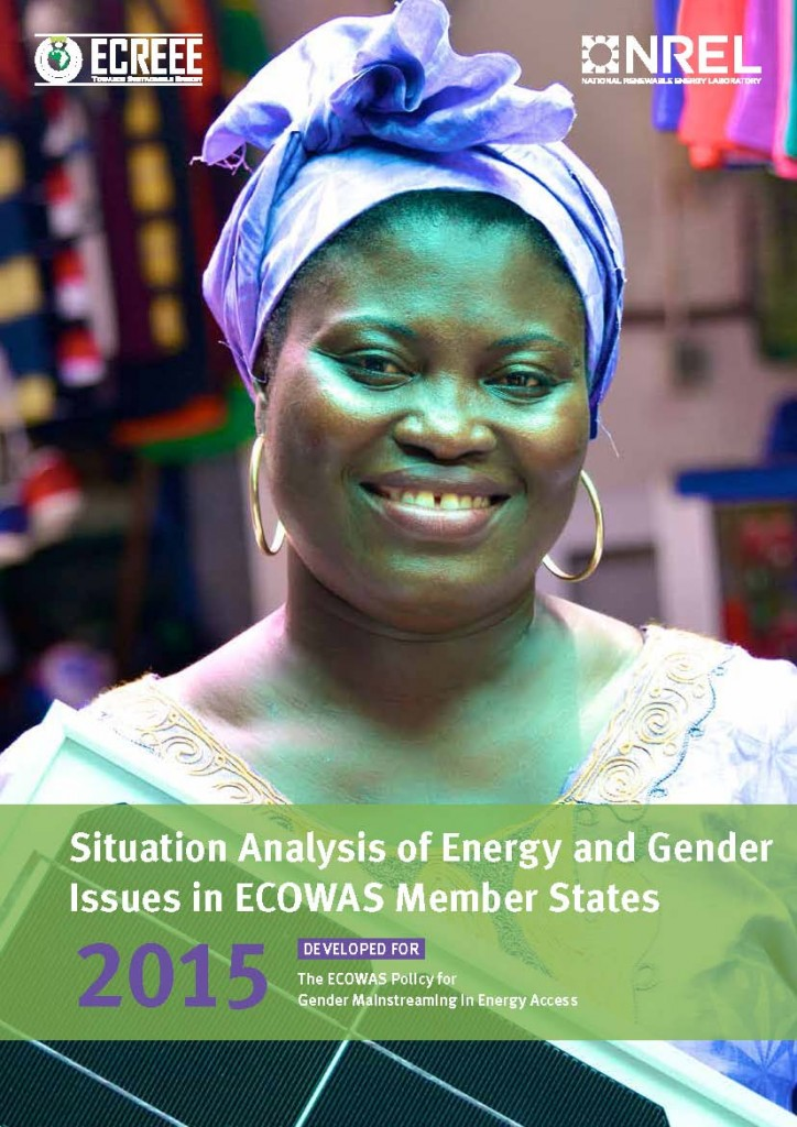 Situation Analysis of Energy and Gender Issues_Page_001