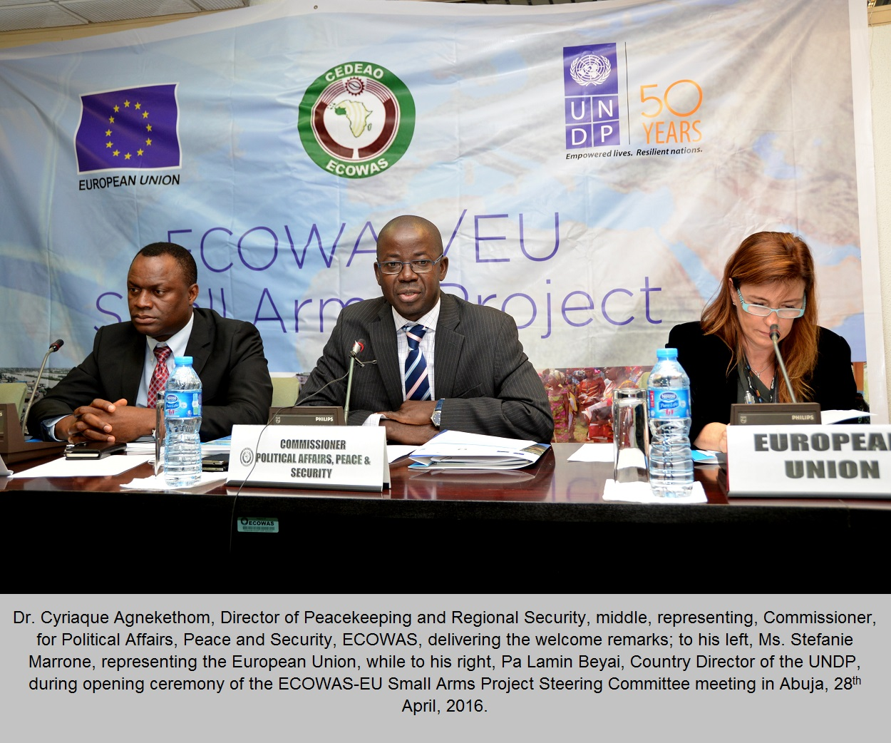 the economic community of west african states ecowas essay Economic community of west african states (ecowas) - gis.