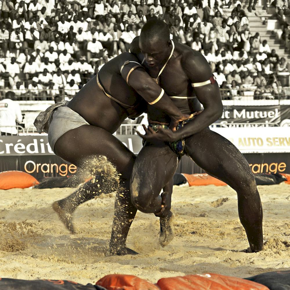 traditional wrestlers 2