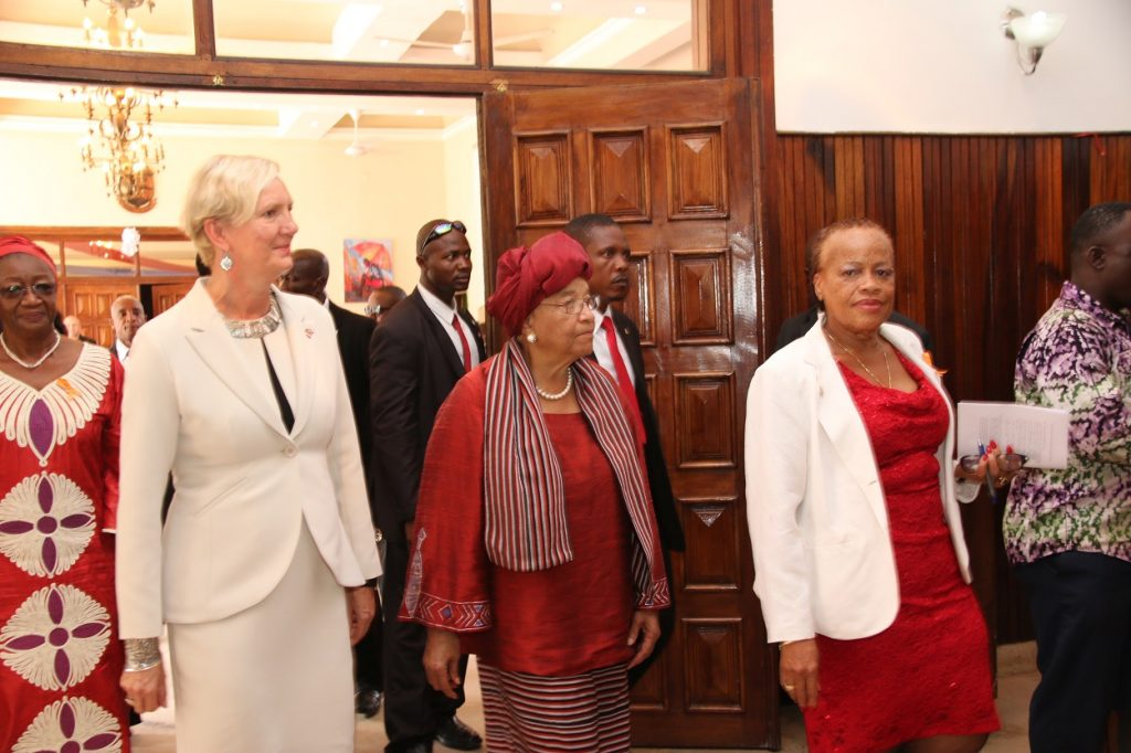 president-sirleaf-arrives-for-high-level-panel-discussion-on-womens-empowerment