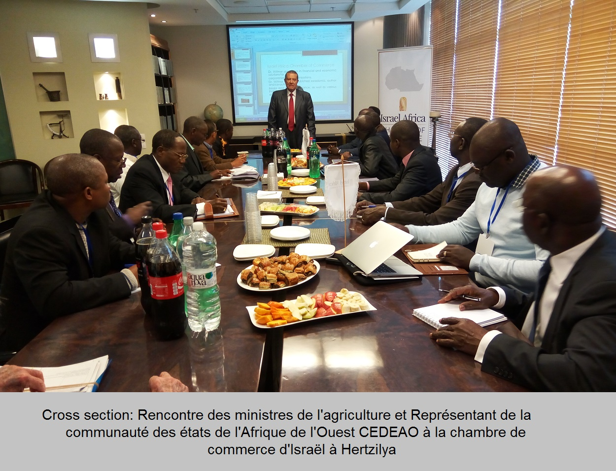 Economic community of west african states ecowas for Chambre d agriculture paris