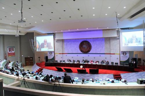 Whole session of the meeting