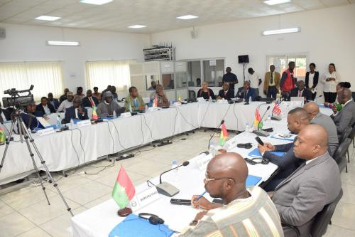 Cross Section of Ministers and Experts (1)