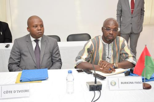 Cross Section of Ministers and Experts 3